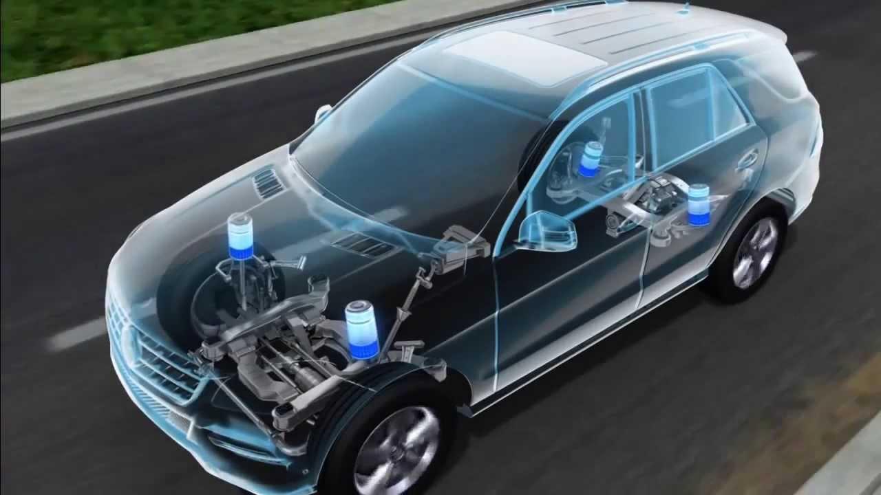 Узнайте как устранить неисправность пневмоподвески на Вашем автомобиле.